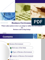 1Business Environment