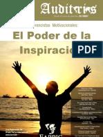 Revista Auditorios #07   El Poder de la Inspiración