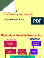 costo produccion