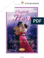 Elizabeth Hoyt - Trilogia Princes 03 - El Principe Serpiente