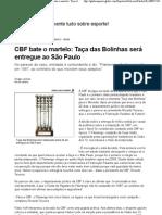 Globoesporte.com Futebol ..