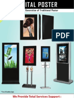 Brosur Digital Poster