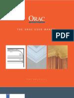 Instrukcja montażu produktów Orac