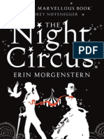 The Night Circus by Erin Morgenstern Sample Chapter