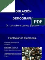 Demografìa y salud publica