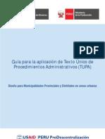 TUPA_Modelo