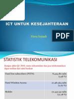 ICT untuk Kessejahteraan Oleh Heru Sutadi