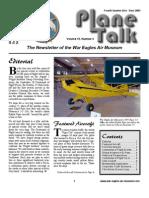 War Eagles Air Museum ~ Dec 2003