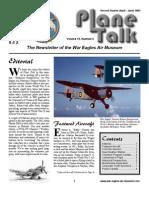 War Eagles Air Museum ~ Jun 2003