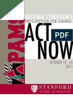 2011 National APAMSA Conference Program