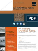 Financial reporting & Audits 2012 February