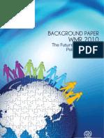 WMR2010 Migration Policies in Africa