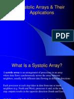 Systolic Arrays1