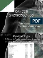 CANCER BRONCOGÉNICO