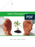 Charisma HCM Talent Management
