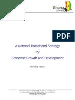 Ghana Broadband Strategy