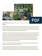 Burnham Park Master Development Plan