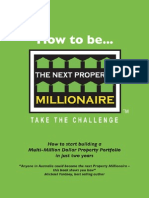 The Next Property Millionaire FREE e Book