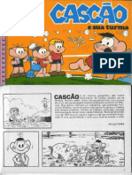 Maurício de Souza - AS MELHORES PIADAS DO CASCÃO E SUA TURMA
