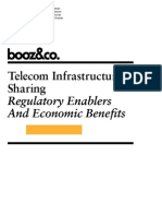 Telecom Infrastructure Sharing