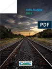 India Budget 2011