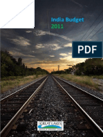 India Budget 2011