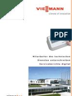 Viessmann_Mitarbeiter Des Technischen Dienstes Unterzeichnen Serviceberichte Digital