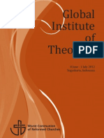 Global Institute of Theology 2012 Brochure
