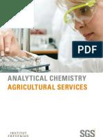 Analytical Chemistry Agri