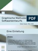 Graphische Methoden des Software Entwurfs