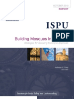 ISPU - Building Mosques Report - Kathleen Foley
