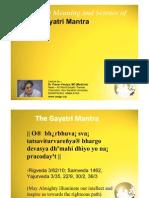 Science of Gayatri Mantra