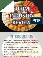 STKM 4612 Surimi Industry