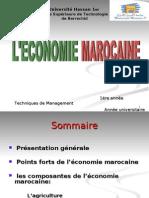 economie marocaine