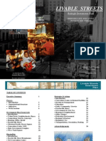 Livable Streets Downtown Plan