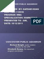 Vancouver Public Aquarium