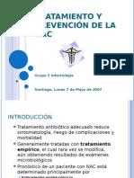 Seminario Tratamiento y Prevención NAC