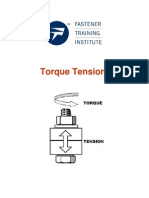 FTI JG PP Presentation Torque Tension 090419