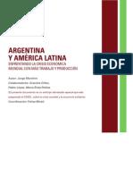 Estudio Jorge Marchini-  Argentina y A-Latina ante Crisis