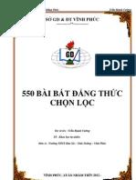 550 Bai Bat Dang Thuc Dac Sac