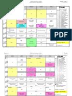 ME210 Gastrointestinal Timetable