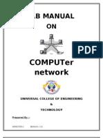 Lab Manual Cn