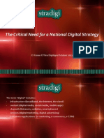 The Critical Need for a National Digital Strategy Ppt