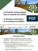 0_La Foresterie Communautaire Dans Un Contexte de REDD(ES)
