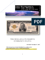 Reserve Currency 10-02-2011