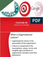 Culture In