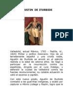 Agustin de Iturbide Fatima e Itzel