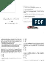 OBF2002_F1_Prova_3A