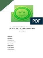 Nontoxic Nodular Goiter (2)