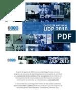 Presentación Encuesta Nacional Udp 2010